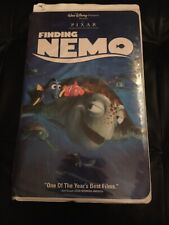 Finding Nemo [VHS] Clamshell Case