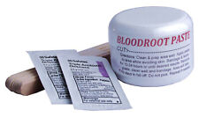 Bloodroot Paste Sacroid Mole Skin Tag Wart Remover Made in USA Ships Today!!
