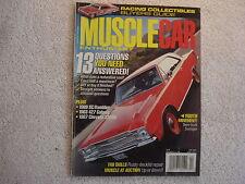 Muscle Car Enthusiast 2008 April 1963 427 Galaxie conv 1969 Hurst SC/Rambler