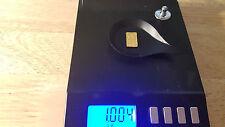 PAMP Suisse 1 G Gold Bar, 1 G 999.9 pureté