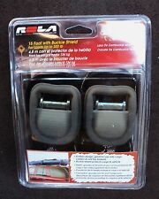 Rola 15 Foot Cambuckle Tie Downs  2 - Pack