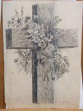 Blumen Zeichnungen Mit Bleistift Technik Günstig Kaufen Ebay