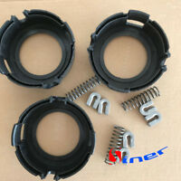 3 pcs X Bump Trimmer Head Tap Cover & Eyelet for Husqvarna T35 Line 544044402