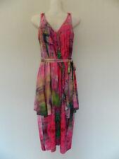 "Sacha Drake ""Ivory Coast"" Peplum Dress Size 8 BNWT"