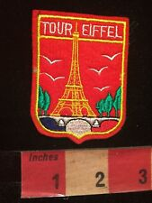 Iconic Architecture TOUR EIFFEL TOUR Paris France Patch 82XX