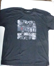 genuine official ROXETTE live tour t-shirt- 2011 ,tel-aviv show -men XXL