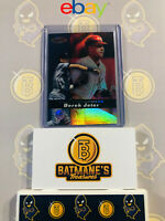 2000 Bowman's Best Derek Jeter #87 NM/M MINT Baseball Yankees Card