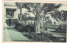 CAP D'AIL hôtel cap fleuri la terrasse des palmiers timbrée