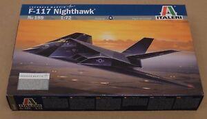Italeri 189 1:72 F-117A Stealth Nighthawk