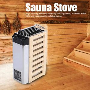 3KW contrôle interne Outil de chauffage de poêle à sauna pour sauna Kit Durable