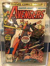 Avengers 195 graded 7.5 by PGX (not CGC) 1st Taskmaster (cameo)