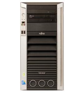 Fujitsu CELSIUS R650 MCL-D2568 XEON DDR2 6GB