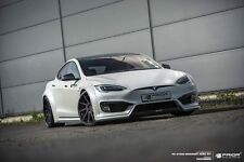 Tesla S Prior Design PDS1000 Wide  Aerodynamic Body kit