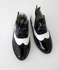 1/3 bjd 70-80cm Iplehouse EID ID72 Doll Black & White Huge Size Formal Shoes
