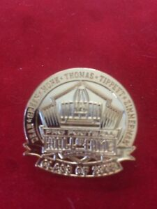 2008 NFL Hall of Fame Induction Pin New Dean Monk Green Tippett Emmitt Thomas