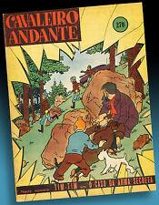 ALTES TIM & STRUPPI DIE AFFÄRE BIENLEIN COVER JOURNAL DE TINTIN 1957 HERGÉ KUIFJ