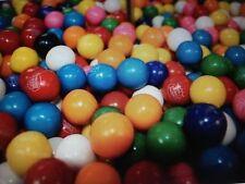"""850 1"""" ROUND DUBBLE BUBBLE GUMBALLS / GUM BALLS 8 FLAVORS / VENDING SIZE"""