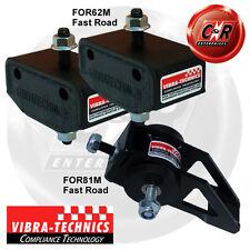 Ford Escort MK4 (1.6 Cvh ) Vibra Technics Komplettes Straßen Satz