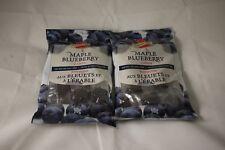 TURKEY HILL Hard maple blueberry flavored candies x 2  DEAL