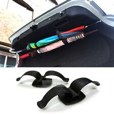 Car Trunk Cargo Dual Umbrella Holder Hanger 2Pcs For SCION - xA xB xD