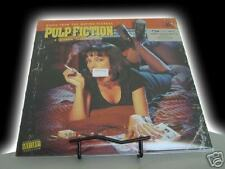 PULP FICTION TARANTINO SOUNDTRACK RARE 180 GRAM 1ST ED DELUXE PACKAGING UK LP