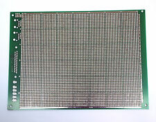 1pc FR4 PCB board Double side KT-1621D size=215x156x1.6mm Pitch=2.54mm Taiwan