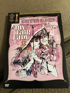 My Fair Lady (DVD, 2004, 2-Disc Set, Special Edition) Audrey Hepburn-NEW