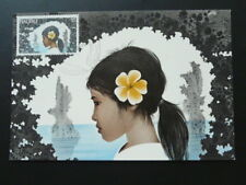paintings David Gentleman maximum card Nauru 61204