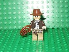 LEGO Indiana Jones Minifigure minifig hat whip 7198 7683 7620 7621 7622