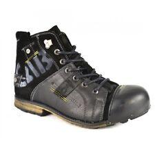 Yellow Cab Industrial 1-a Y15012 Leder Boots Herren Stiefel