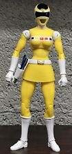 "Legacy Power Rangers In Space Yellow 6"" Figure Megazord BAF Series Complete Rare"