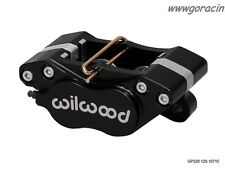 "Wilwood GP320 Brake Calip LH Mount Sprint Car,Midget Front Caliper .24"" Rotors -"