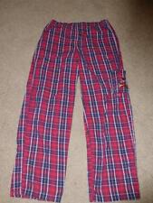 RARE Disney Direct Mens' Snow White Grumpy Flannel Pajama Pants Size Small