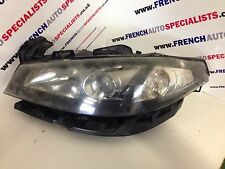 RENAULT LAGUNA II PASSENGER SIDE N/S HEADLIGHT 2005-07 FACELIFT XENON