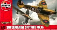 Airfix Supermarine Spitfire MkIa Mk.Ia RAF Biggin Hill - 1:72 Modell-Bausatz kit