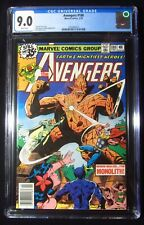 Avengers #180 (1979) CGC 9.0...Monolith/Vision/Thor cover & story.