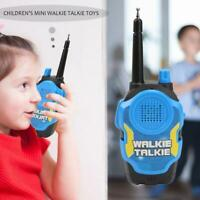 Radio bidirectionnelle de jouet électronique de 2PCS mini talkie-walkie jaune