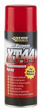 EVERBUILD XT44 MULTI MAINTENANCE SPRAY 400ml RUST LUBRICATES PROTECTS
