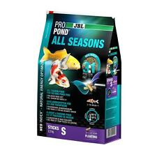 JBL Propond all Seasons S, Year-Round Feed for Small Koi & Pond Fish 2,2 Kg