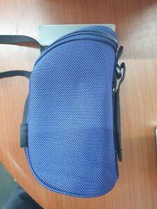 SONY LCS-BBJ BLUE Soft Carry Case for Handycam Camcorders Original