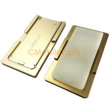 Refurbishment UV Glue OCA LCD Alignment Aluminum Mold for Samsung Galaxy S7 Edge