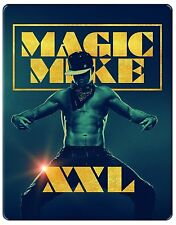 Magic Mike XXL Steelbook + Collector's Cards (2015) Limited Edition (Blu ray)