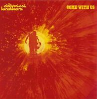 THE CHEMICAL BROTHERS come with us (CD album) breakbeat, house, big beat
