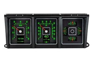 Dakota Digital 73-79 Ford Pickup Truck Retrotech Gauges RTX-73F-PU-X