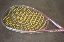 "Head Big Bang Xl Os Twin Tube Tennis Racquet- 4 1/2 Grip Austria ""Excellent"""
