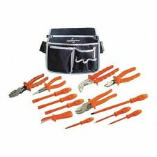 Jamesonitl 00004 1000v Insulated Electricians Pouch Tool Kit 13 Piece