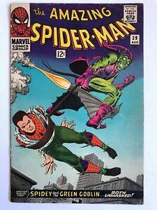 Amazing Spider-Man #39 - (Q) Green Goblin John Romita Marvel Spidey ASM Comics