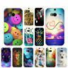 Soft  TPU Case For HTC One M8 M8s Protective Silicone Back Cover Skins Pets