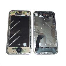 Gehäuse Mittelstufe Apple IPHONE 4 Schwarz Original Gebraucht