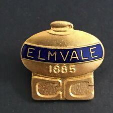 New listing VINTAGE CURLING PIN ELMVALE 1885 (Birks missing screw on back)